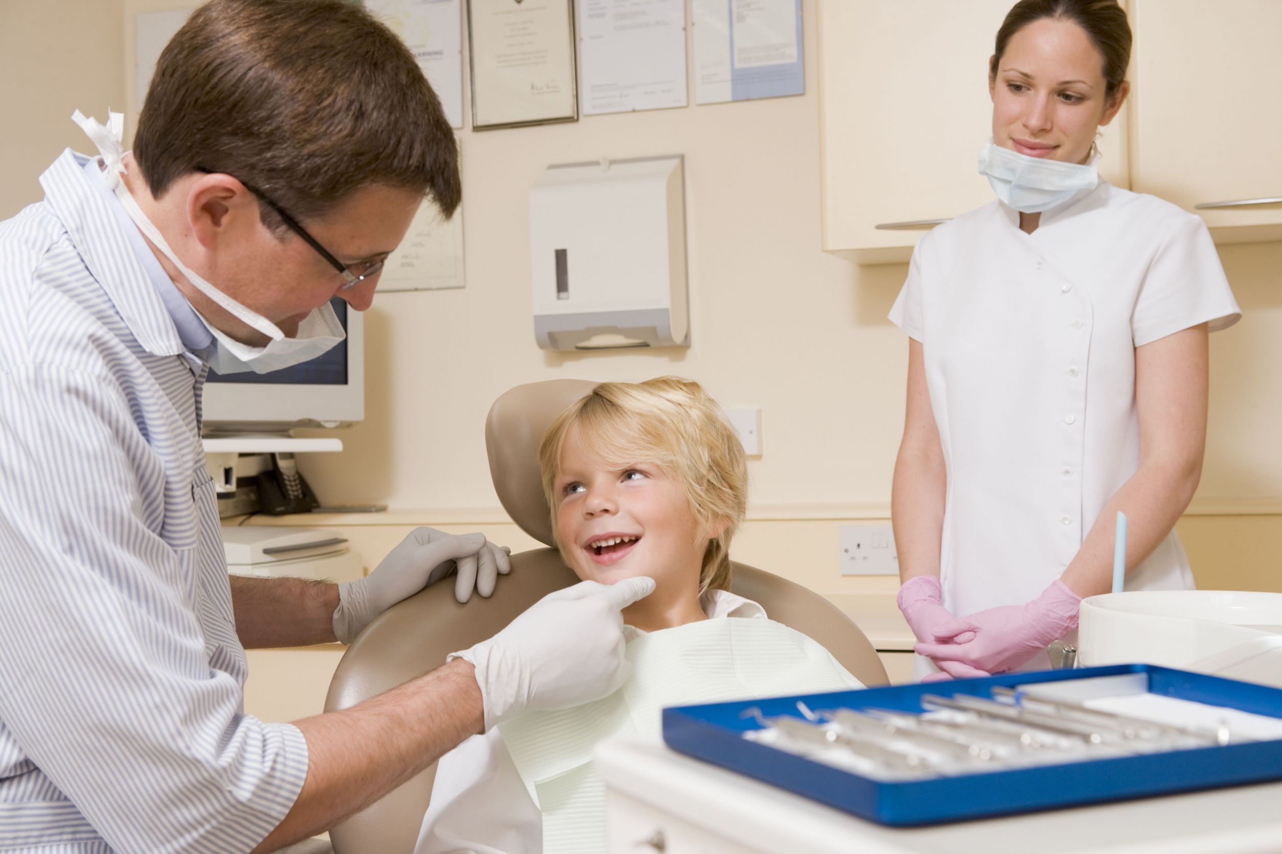 Kids at the Dentist!! Dentistry for kids, Preventive