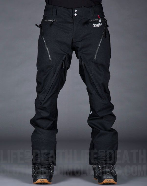 These Volcom snowboard pants are fresh enough to pass as streetwear ... ec8acbe67