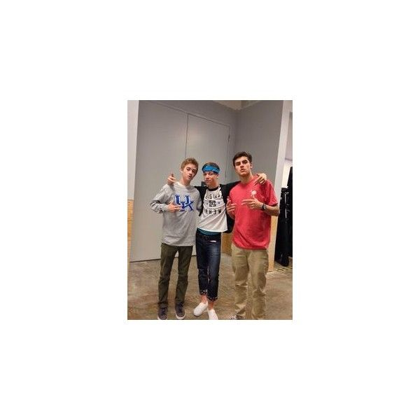 I think I'm in love! ❤ liked on Polyvore featuring magcon