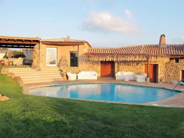 Villa con piscina a Porto Cervo, Sardegna Sardegna