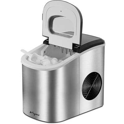 Top 10 Best Portable Ice Makers In 2020 Reviews Portable Ice