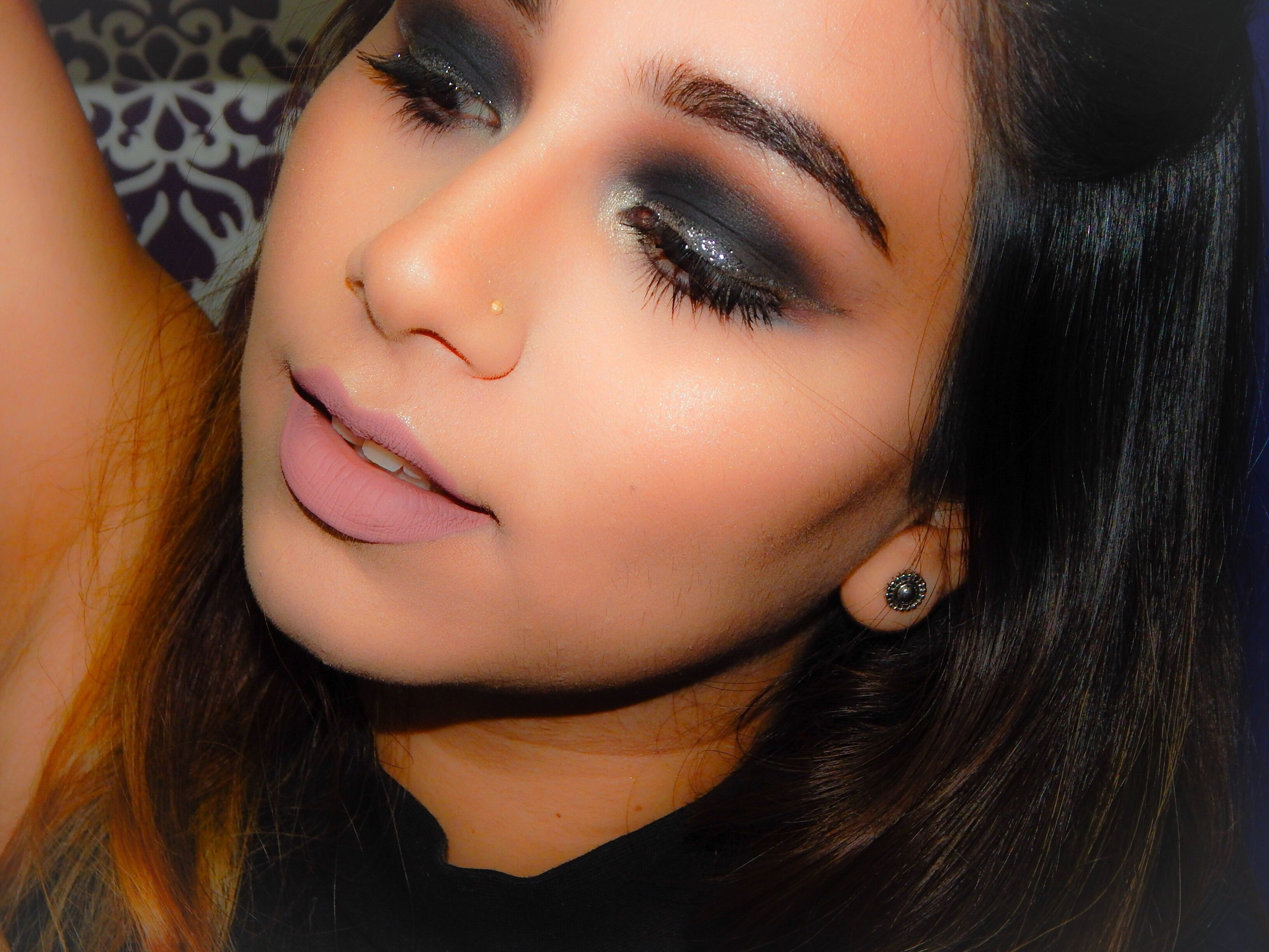 Tumblr Makeup looks, Smokey eye, Twist