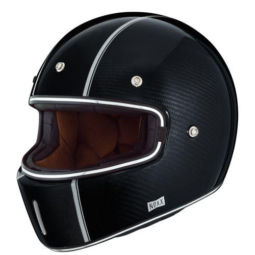 """NEXX > """"XG100"""" Carbon Fiber Helmet, Black"""