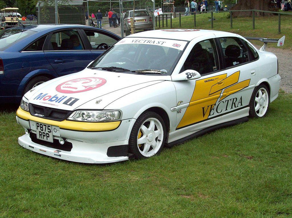 298 Vauxhall Vectra B Supertouring 16v 1997 Vauxhall Opel Vectra Retro Cars