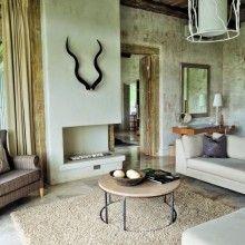 A decoração com inspiração nos safaris da África, é uma tendência que já provou que veio para ficar