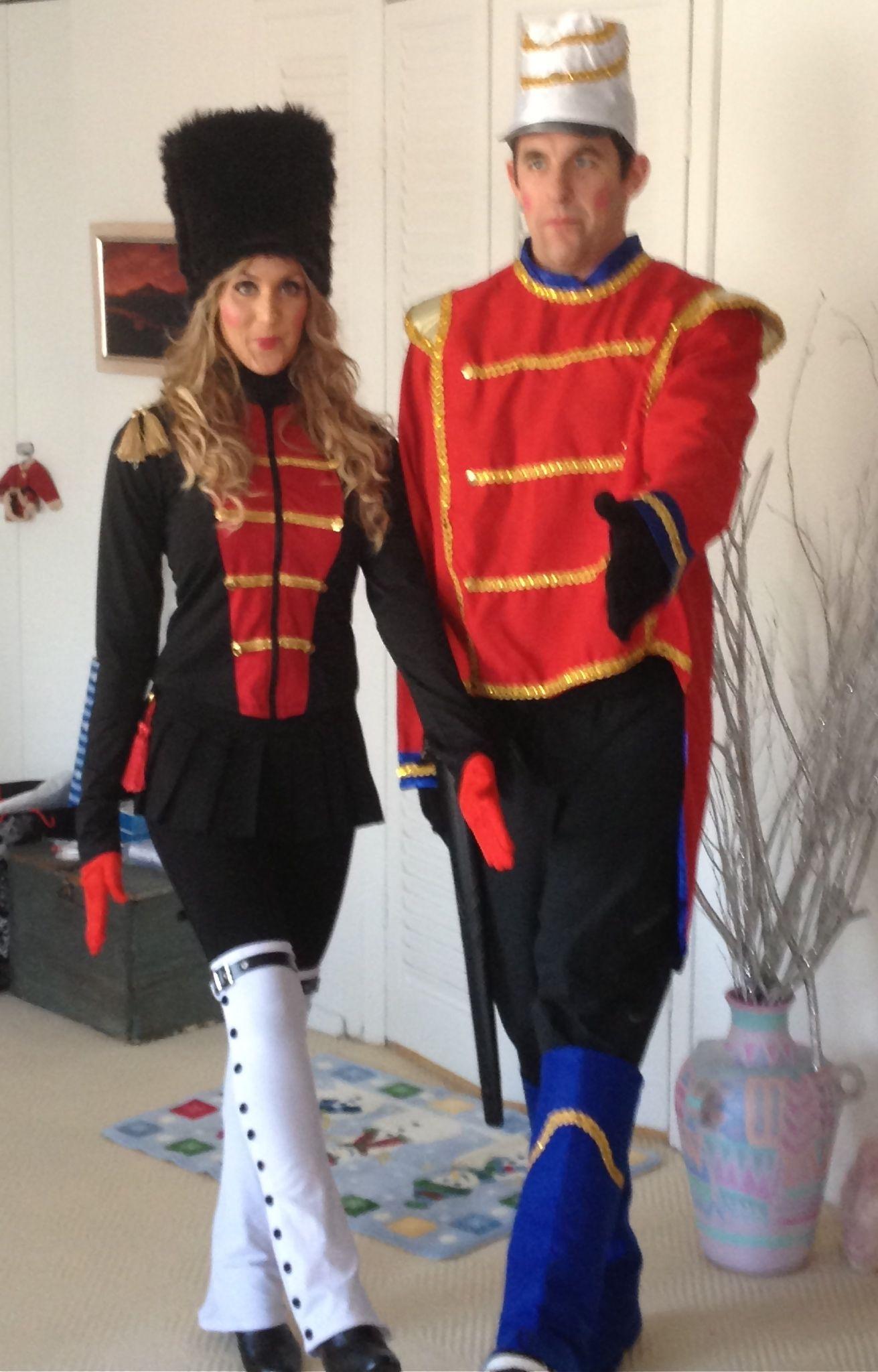 Russian Soldier Toy Nutcracker Christmas Costumes Diy Diy