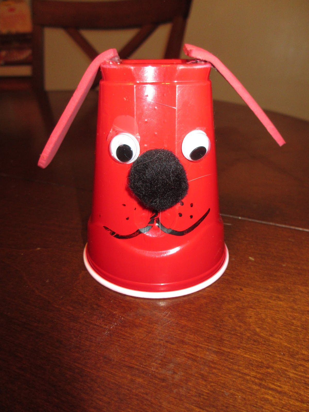 Clifford Big Red Dog Crafty Camping Crafts Activities Preschool Books
