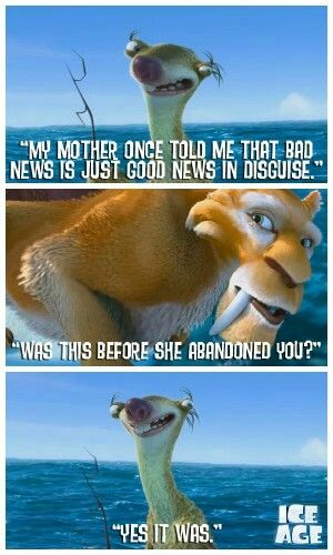 Hahahaha Yes Yes It Was Laughter Day Ice Age Laughter