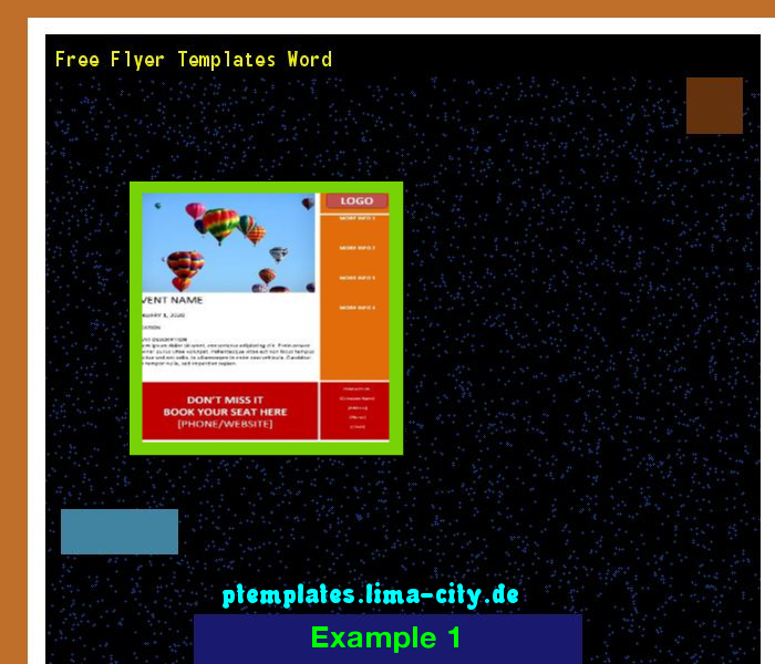 Free flyer templates word powerpoint templates 134248 the best free flyer templates word powerpoint templates 134248 the best image search toneelgroepblik Gallery