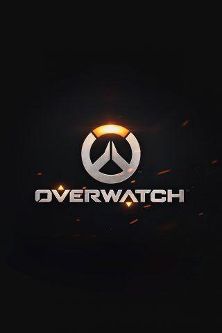 Overwatch Game Logo IPhone 6 HD Wallpaper