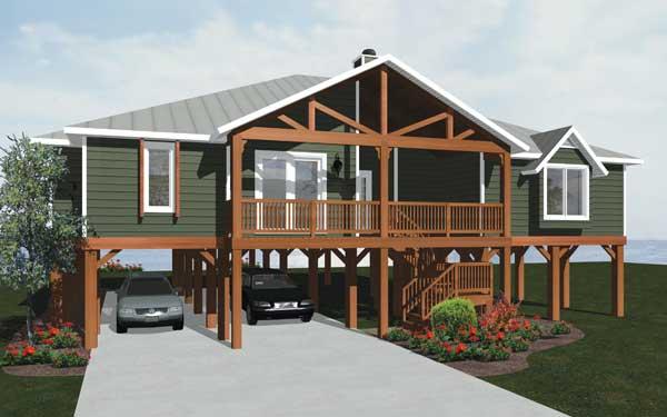 Pier Foundations House Plans And More En 2021 Planos De Casas Casas Casas De Estilo Rural