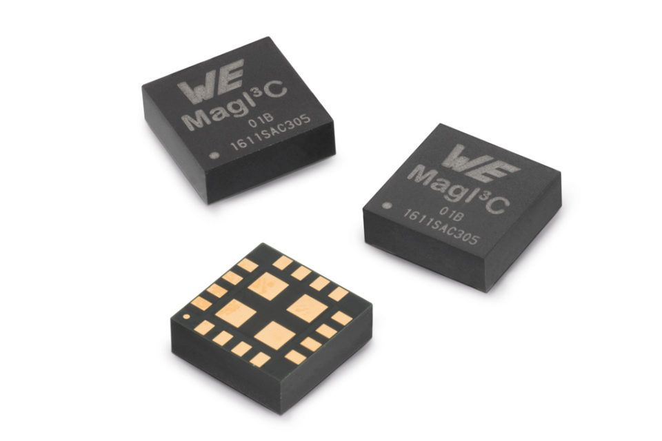 Wurth Elektronik Eisos Introduces Another Magi C Power Module Compact Step Down Converter With Integrated Inductor And Capacitors E Inductors Converter Power