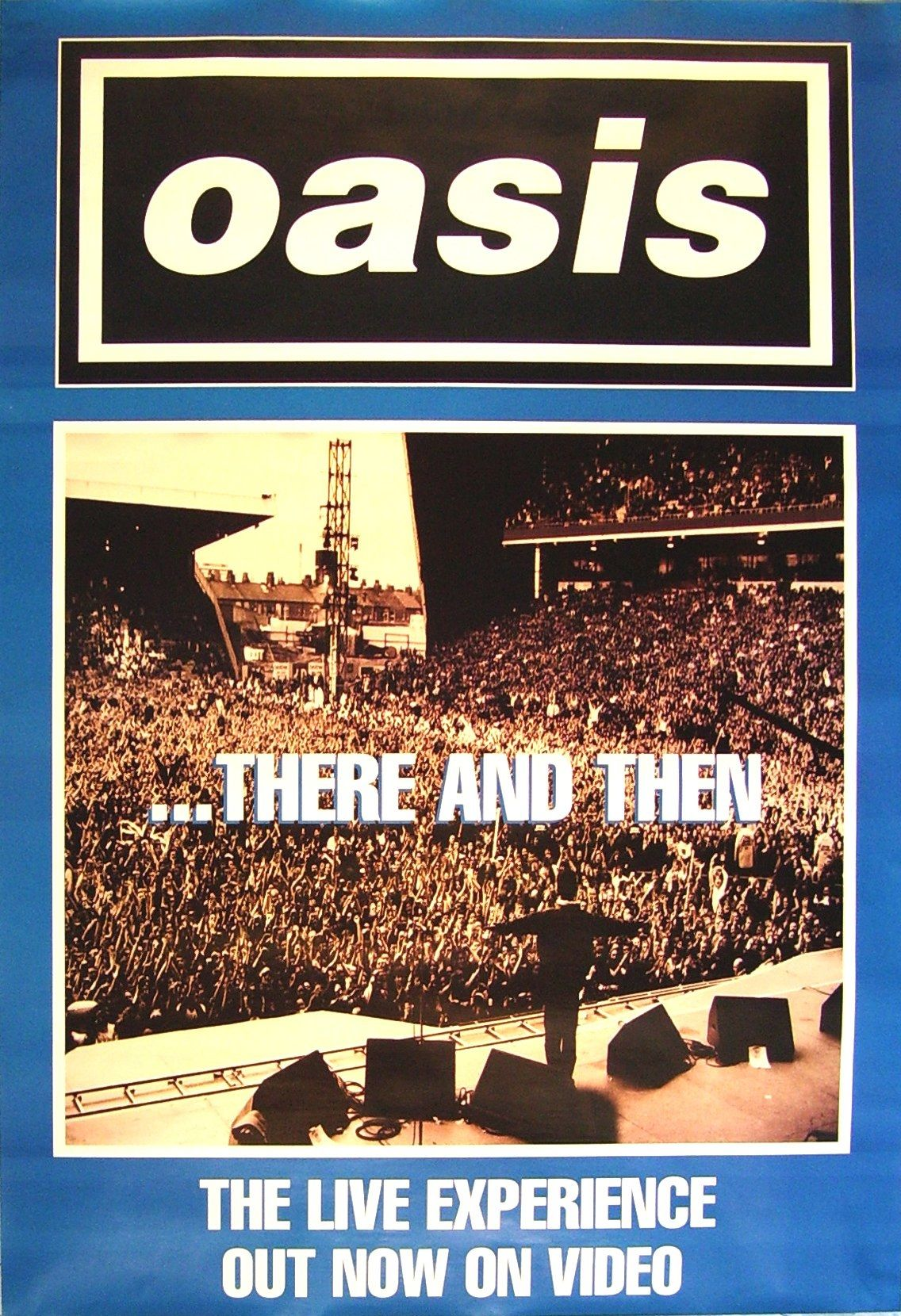 Oasis 9 English Rock Band Music Poster Legends Star Gallagher Colage Picture
