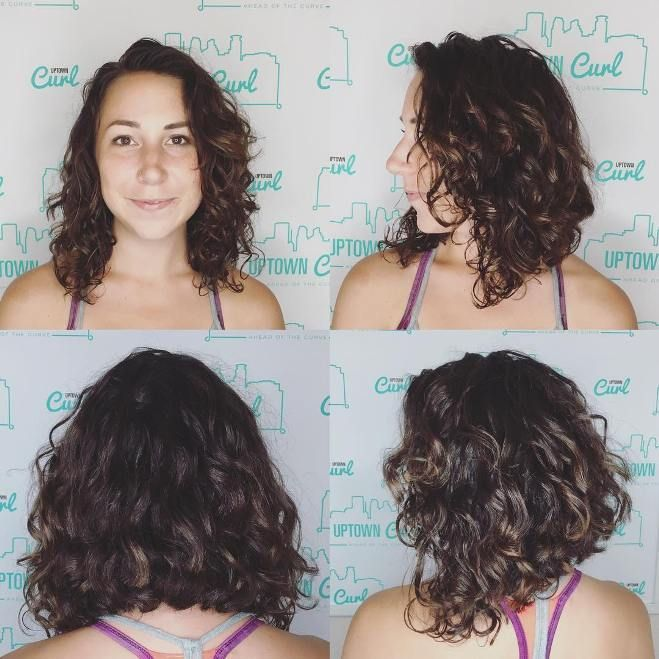 Image Result For Medium Thick Curly Haircuts Lob Curly