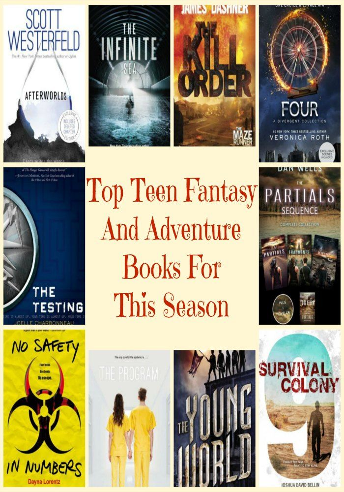 Teen Fantasy And Adventure Books  The Best Of Going Reno -4037
