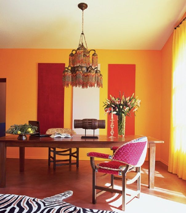 sure this moroccan home decor with yellow walls also modern rh pinterest