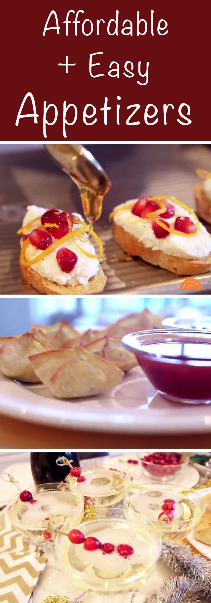 New Year S Eve On A Budget Try These Cheap But Fancy Appetizers Fancy Appetizers New Years Eve Snacks Party Food On A Budget