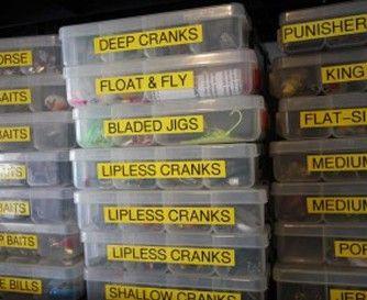 lure storage | Fishing storage, Fishing rod storage ...