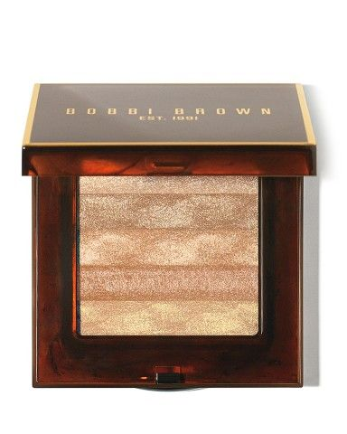 Bobbi Brown Shimmer Brick Compact in Copper Diamond, Holiday Gift Giving Collection | Bloomingdale's