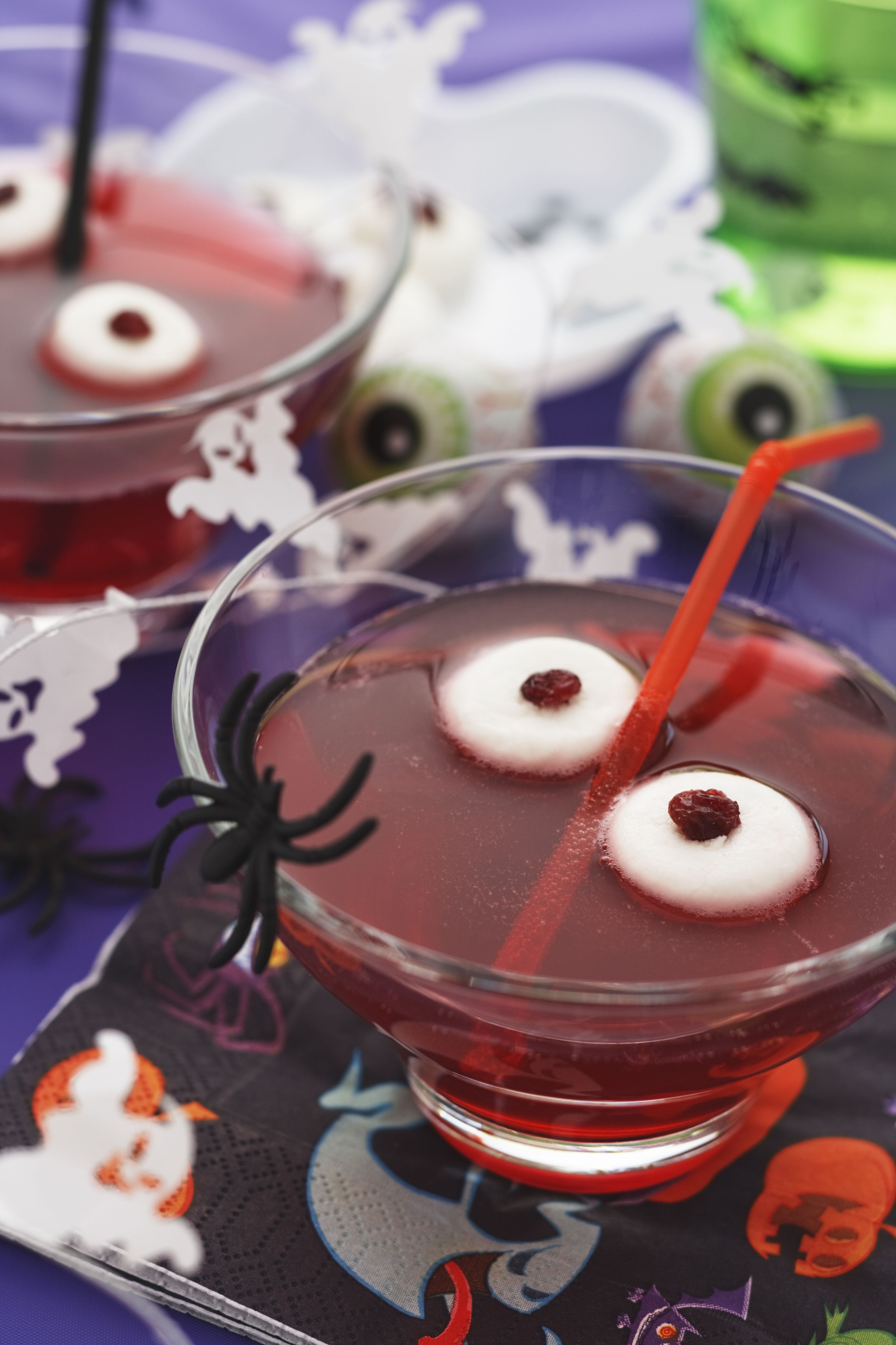 cocktail sans alcool pour halloween recette food. Black Bedroom Furniture Sets. Home Design Ideas