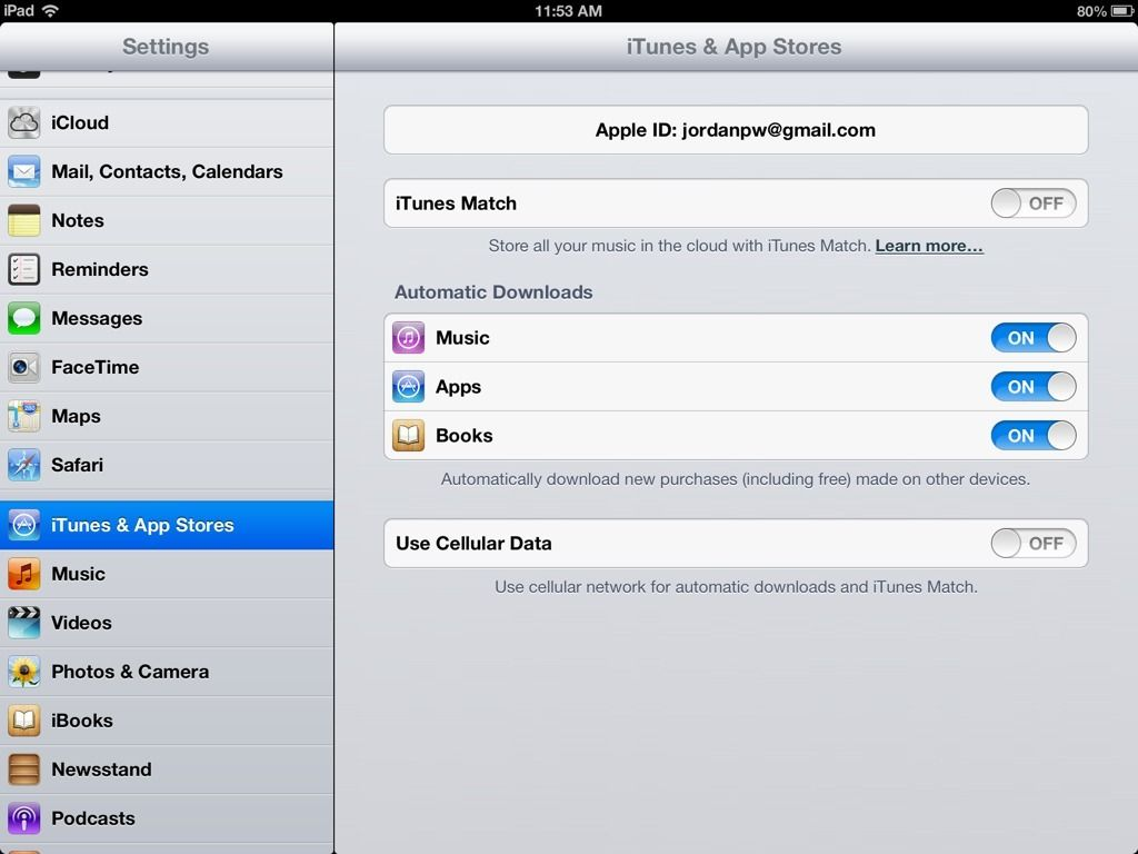 Reset iCloud Password From Your iPhone or iPad Using