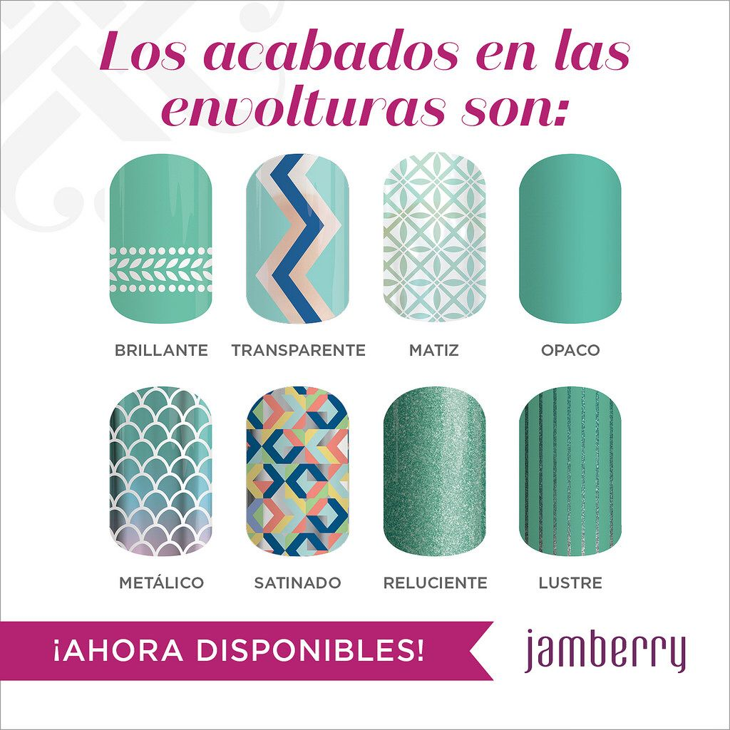 Jamberry is coming to Mexico! If you are bilingual or have friends ...