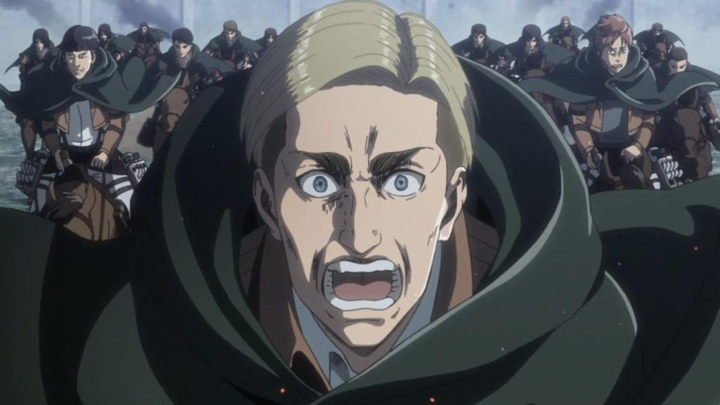 Attack on Titan' S3, Pt. 5: The Fallen Ones | Attack on titan ...