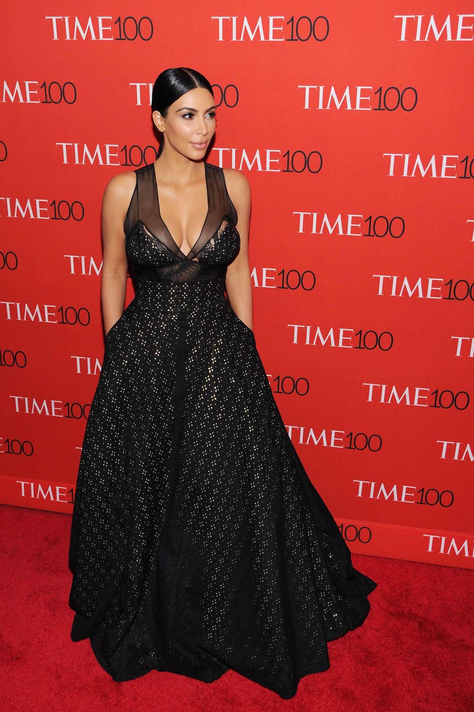 Kim Kardashian Picks Her 6 Best Red Carpet Moments of 2015  - ELLE.com