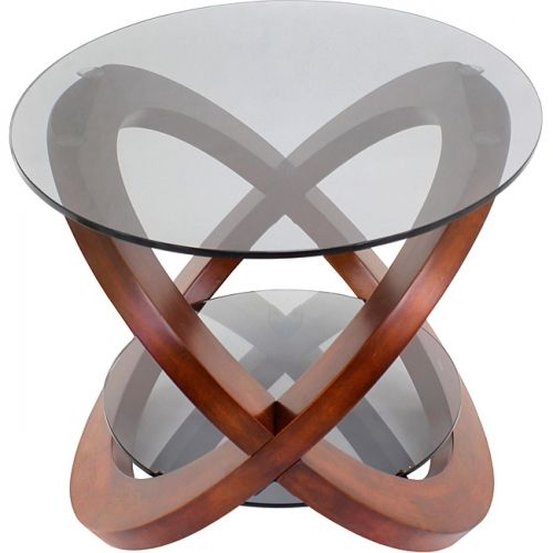 Linx Bent Wood Accent Coffee Table Shopping Nexus Tb Sx Linx
