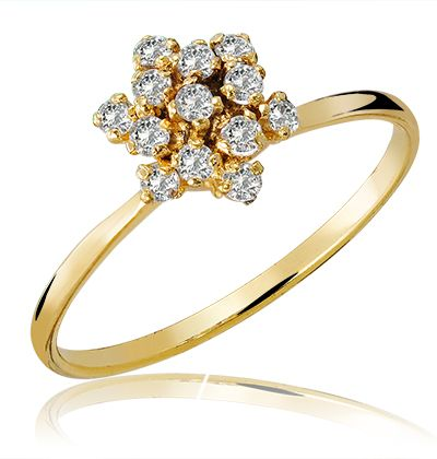 2e59575d2 ANEL 18K FLORUM | Ryladie99 em 2019 | Engagement Rings, Engagement e ...