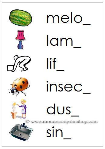 6 Letter Phonetic Words