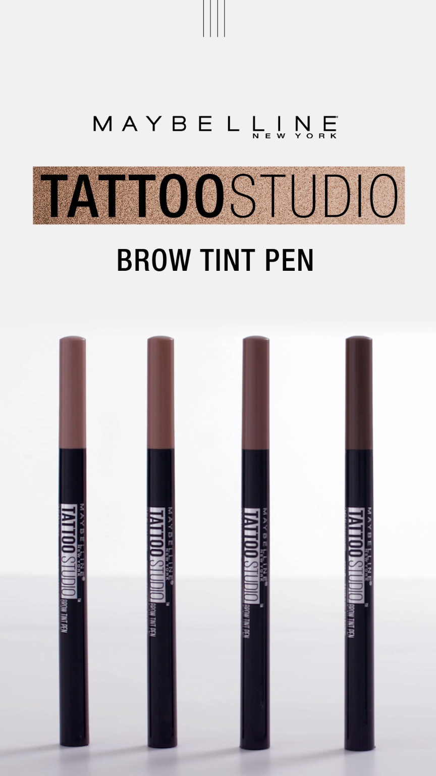 Pin By A B On Makeup Video Brow Tinting Brows Maybelline Tattoo