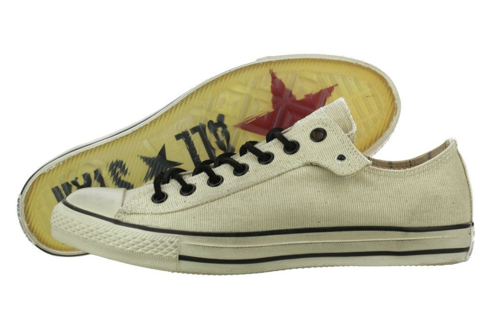 Converse X CT OX John Varvatos 142951C Vintage Casual Shoes
