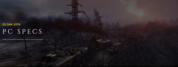 4a Games Releases Pc Specs For Metro Exodus Exodus Release Metro