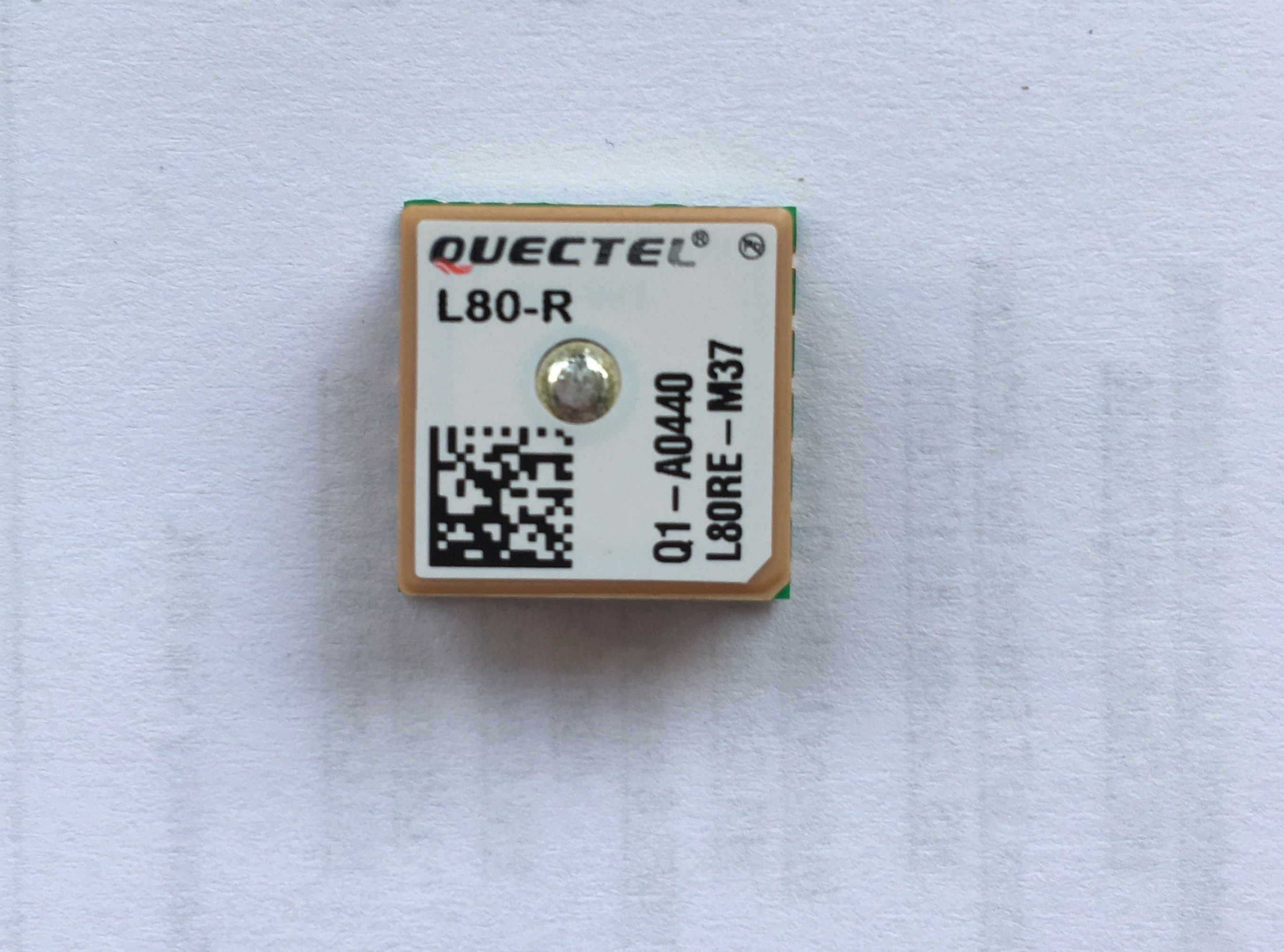 Quectel L80-R Compact GPS Module Integrated with Patch