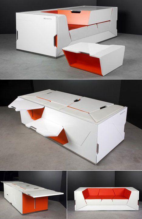 Boxetti Lounge 3 Seat Couchoccasional Tables Design Rolands - Futuristic-minimalist-furniture-from-boxetti