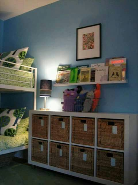 Organize kids room Baby/Children Ideas Pinterest Organize kids
