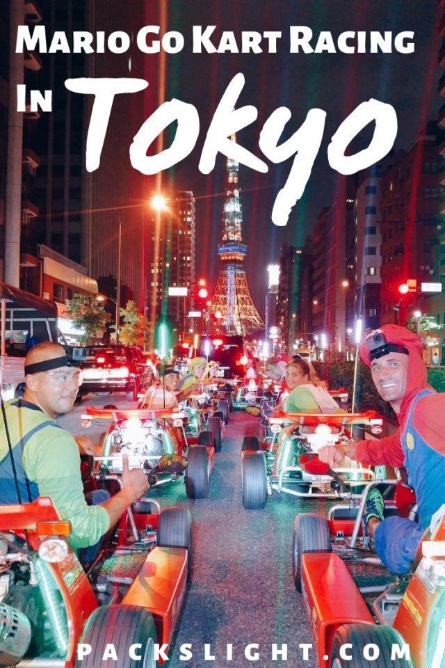 RealLife Mario Kart Racing in Tokyo! Everything You Need