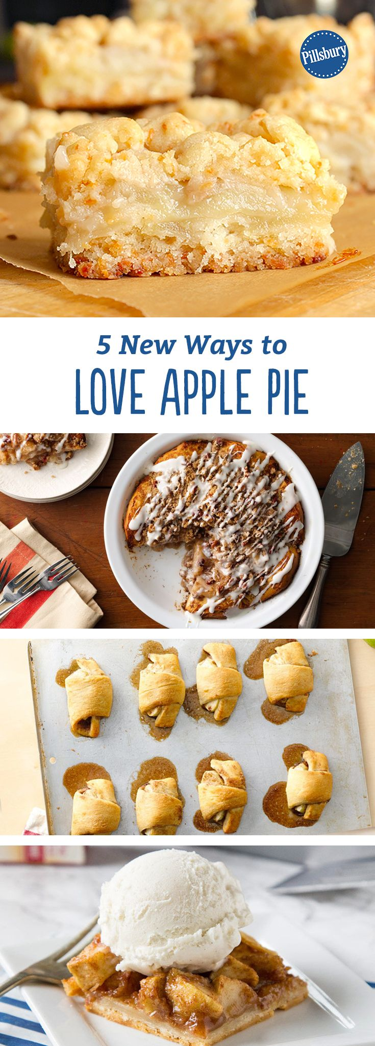 You Ve Never Tried Apple Pie Like This Before Dessert Recipes Food Recipes