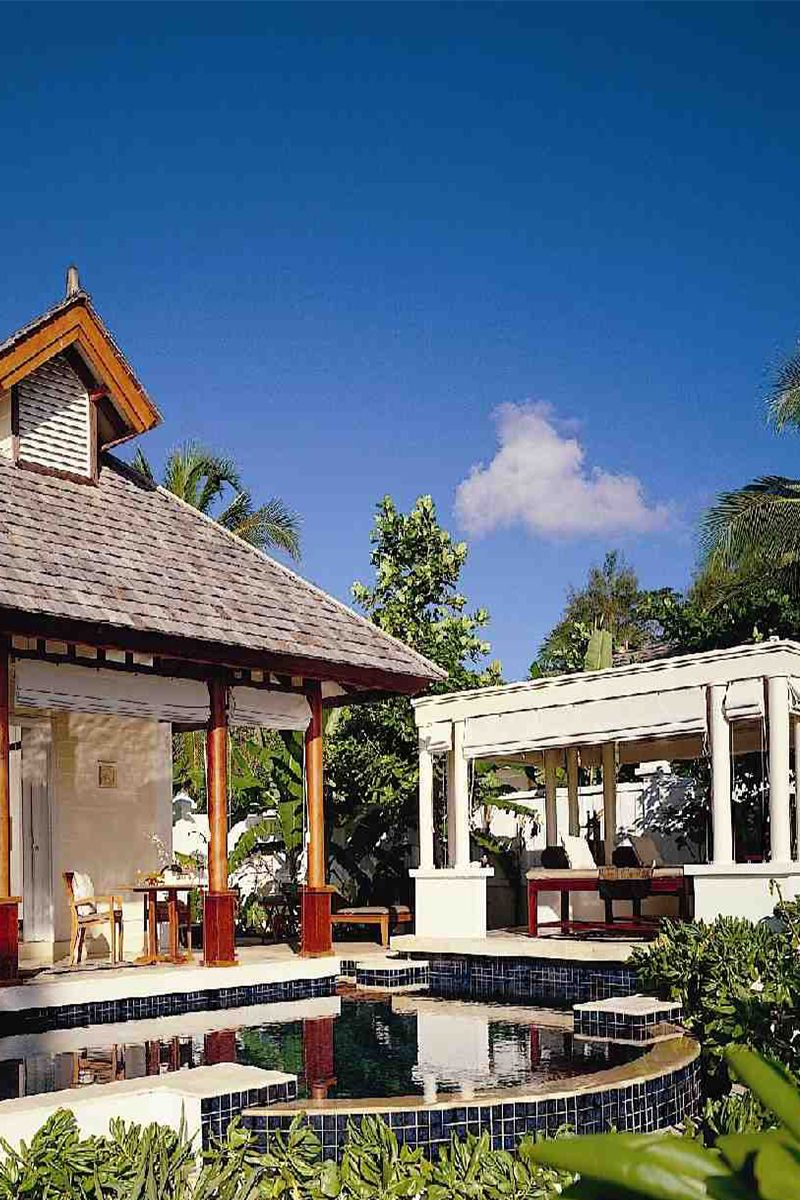 Holidays Villas Banyan Tree Seychelles Luxury Seychelles Honeymoon Packages