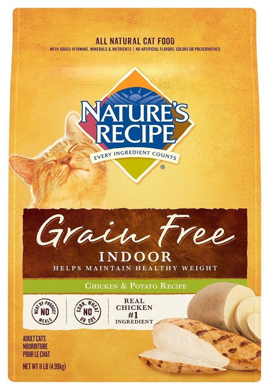 Nature's Recipe Grain Free Dry Cat Food *** Check out this