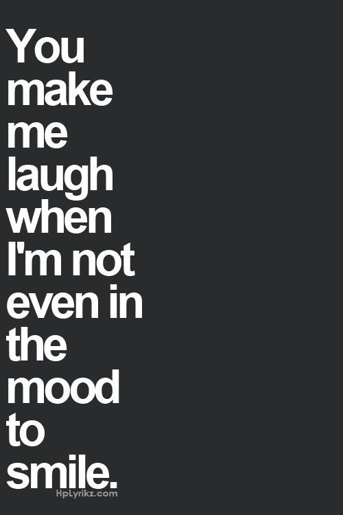 Funny… a smile is such a simple thing