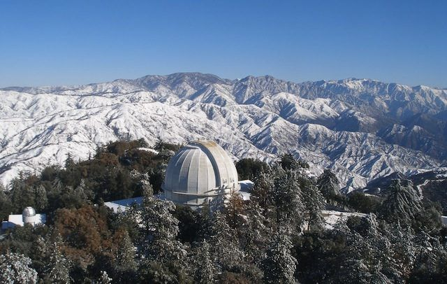 Mt Wilson Observatory San Gabriel Mountains Mount Wilson Visit California