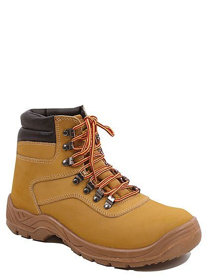 amazing steel toe safety boots