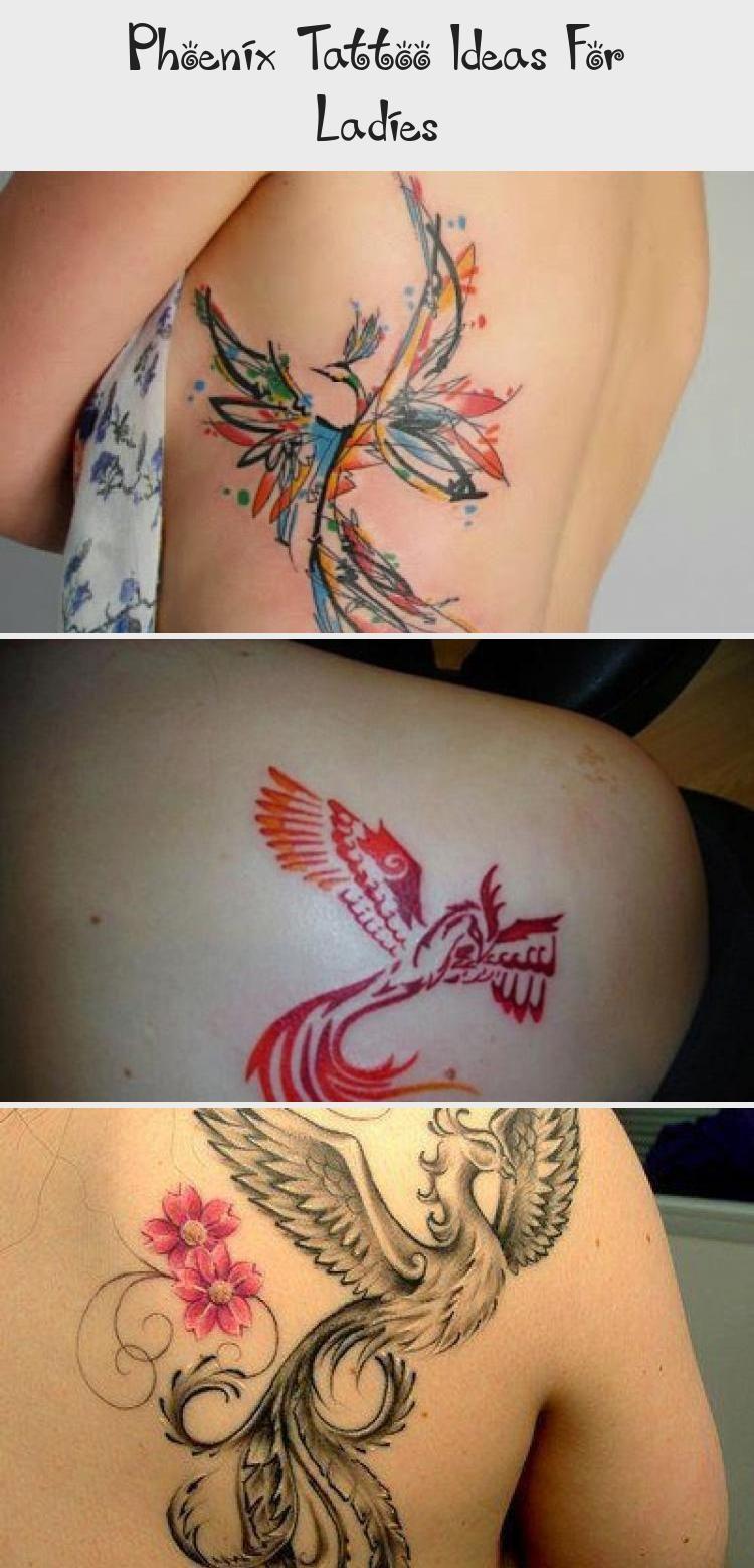 Photo of Phoenix Tattoo Ideas For Ladies – Tattoos