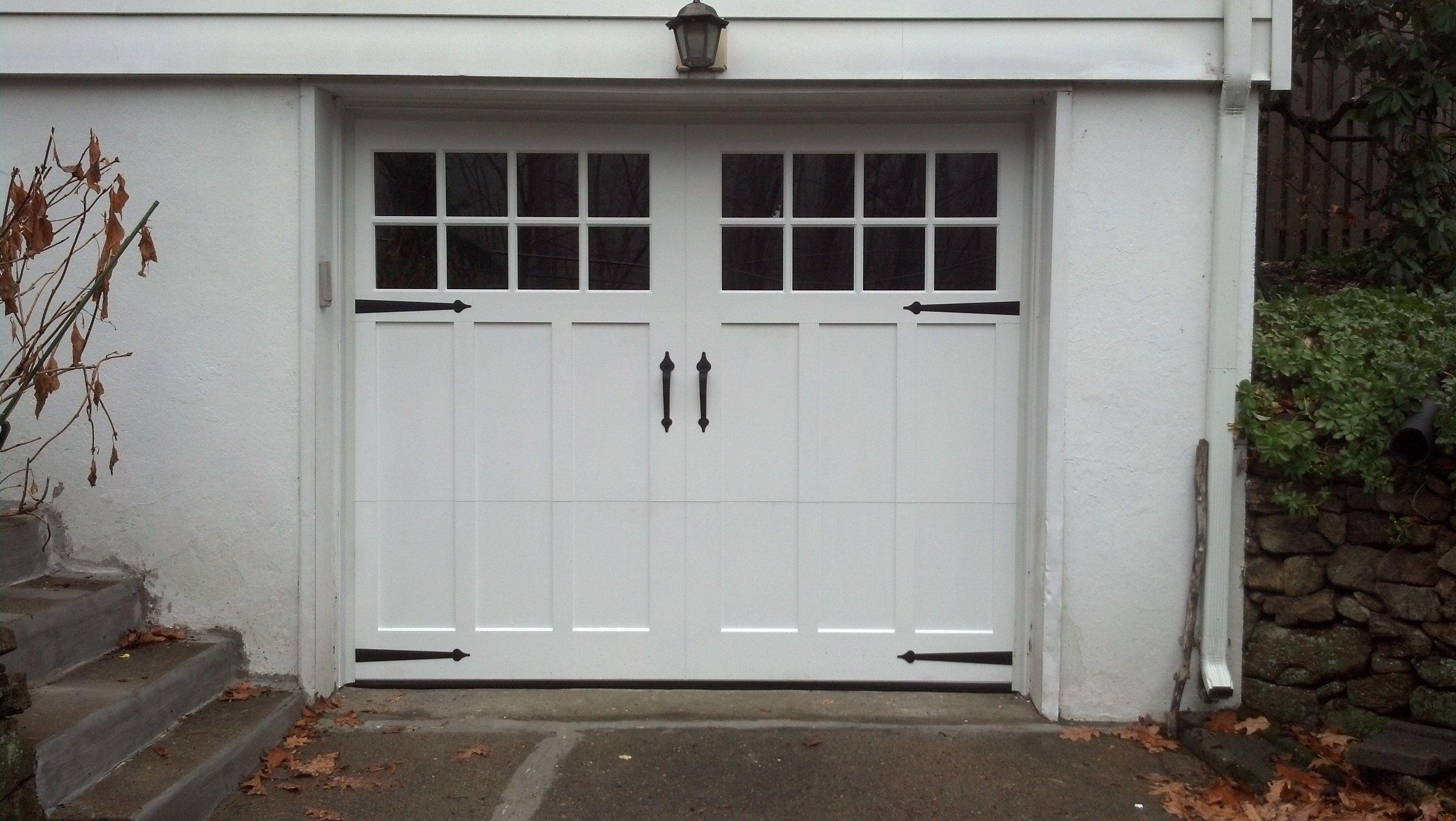 Beautiful Custom Install On A Cambridge Door From General Door Corp Outdoor Decor Doors Installation