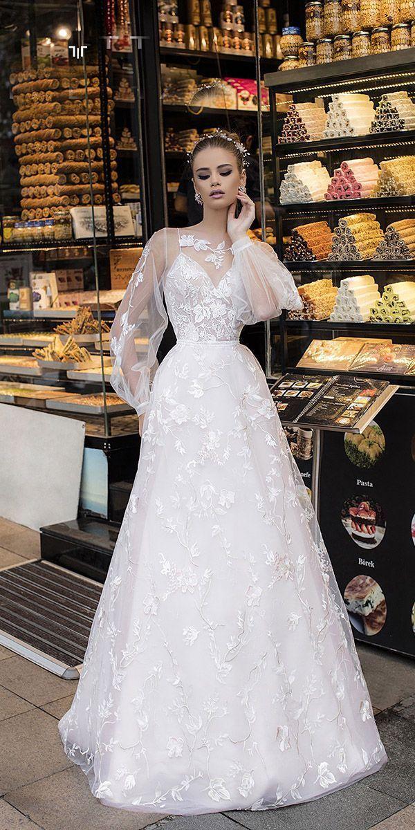 Photo of Moderne Liretta Brautkleider 2018 – Mehr sehen: weddingdressesgui … #brida …  #Brautkleid…