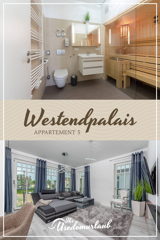 Das Appartement 5 befindet sich im 1. Obergeschoss der