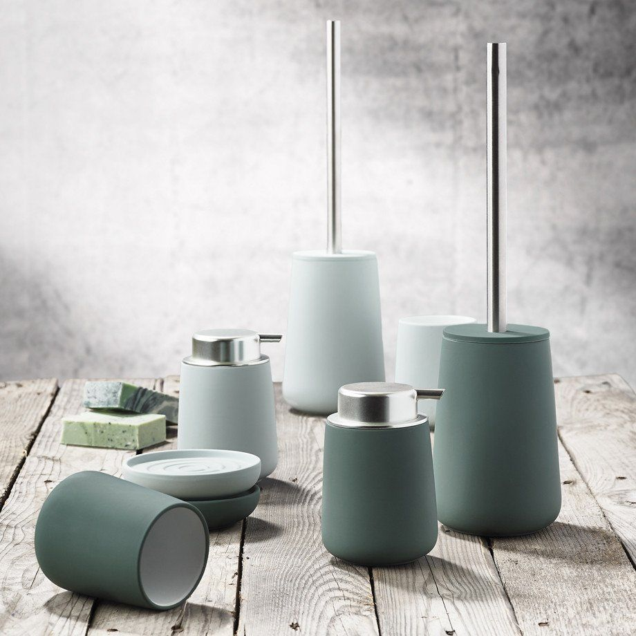 Zone Denmark Nova Toiletborstelhouder Bathroom Accessories Sets Bathroom Accessories Apartment Decorating Room