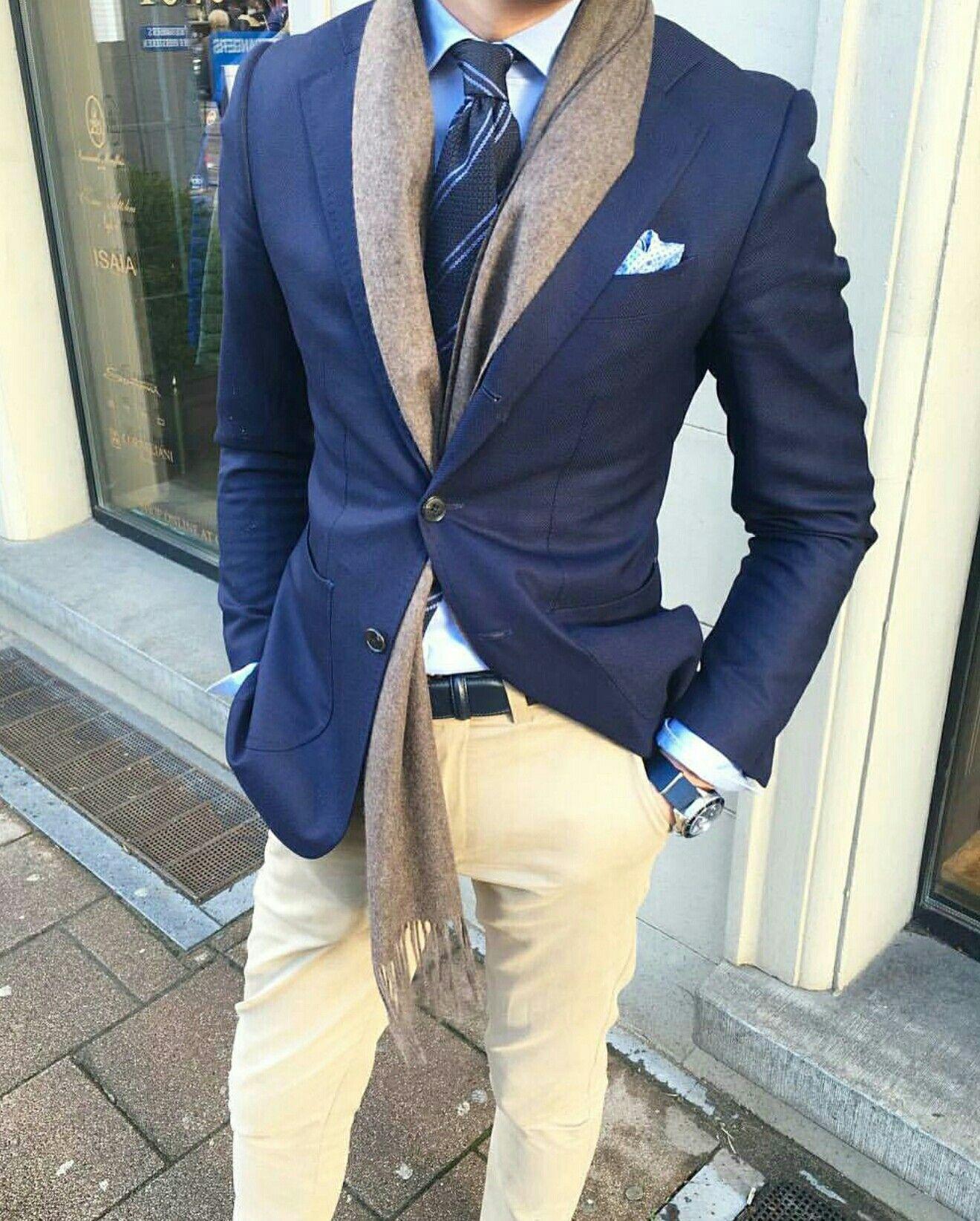 Pin de dave roberts en dress ideas pinterest moda masculina bufanda masculina y elegante sport - Ropa interior combinaciones ...